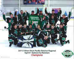 Local Youth Hockey Team Headed to Canada for Championships